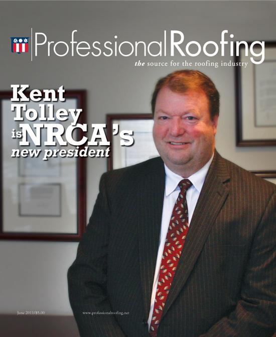 Professional Roofing Magazine 6/1/2011