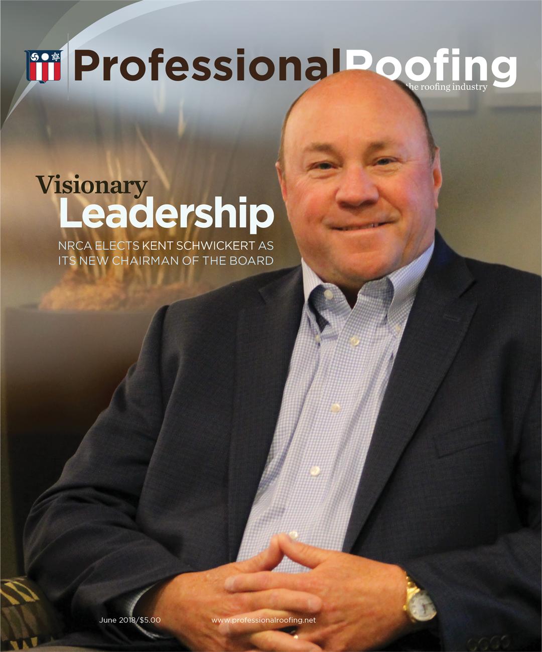 Professional Roofing Magazine 6/1/2018
