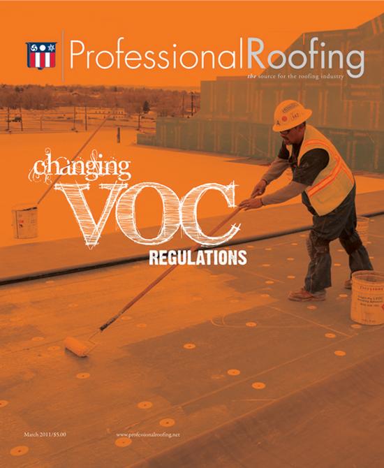 Professional Roofing Magazine 3/1/2011