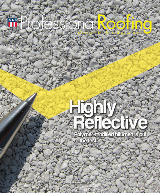 Professional Roofing Magazine 5/1/2013