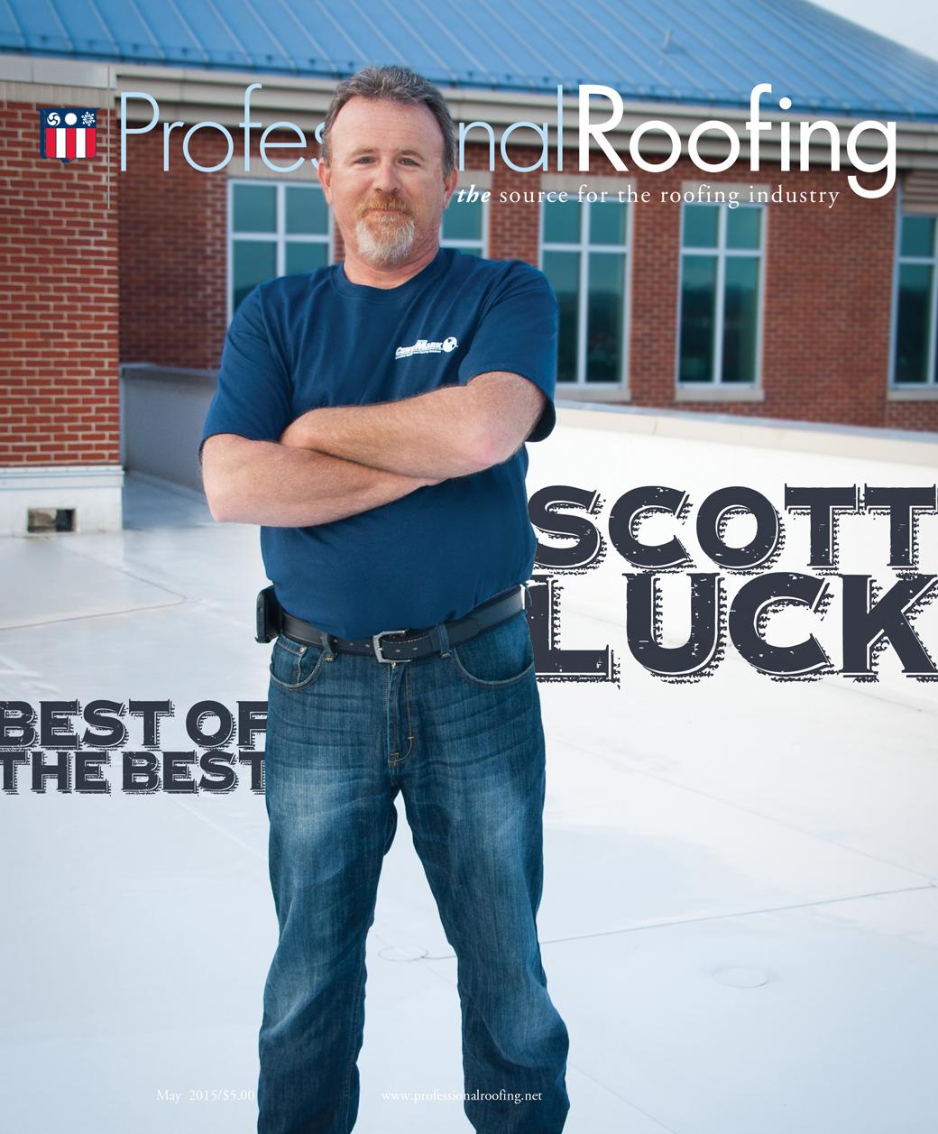 Professional Roofing Magazine 5/1/2015