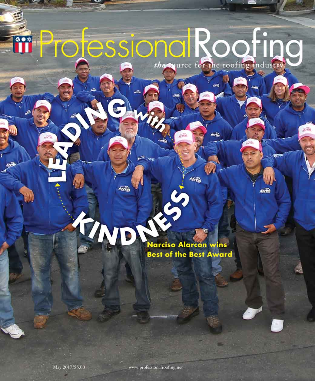 Professional Roofing Magazine 5/1/2017