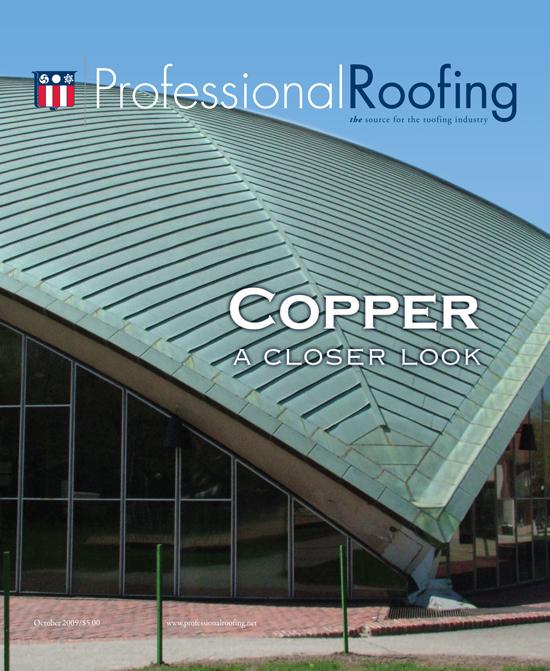 Professional Roofing Magazine 10/1/2009