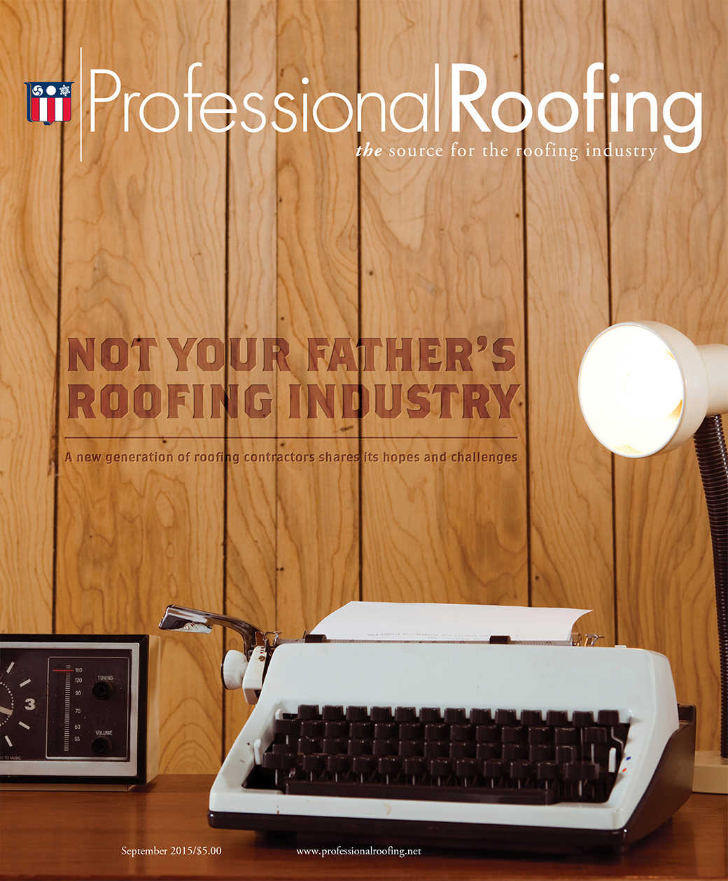 Professional Roofing Magazine 9/1/2015