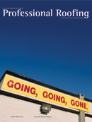 Professional Roofing Magazine 3/1/2006