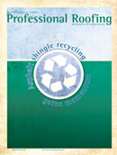 Professional Roofing Magazine 5/1/2008