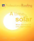 Professional Roofing Magazine 11/1/2009