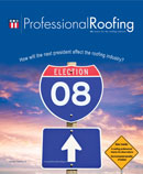 Professional Roofing Magazine 10/1/2008