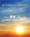 Professional Roofing Magazine 9/1/2010