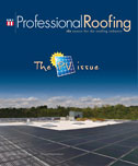Professional Roofing Magazine 9/1/2011