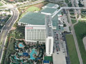 An unconventional convention center - Hartford South installs roof systems on the Orlando Hilton Convention Center