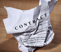 Oh, never mind - Can a contract be terminated for convenience?
