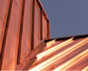 Copper is cool - Copper roof systems prove to be energy-efficient and sustainable
