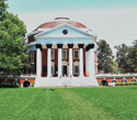 Restoring Jefferson's vision - W.A. Lynch Roofing reroofs the Rotunda at the University of Virginia