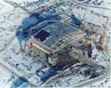 Breakaway building - The University of North Dakota's new hockey arena redefines winter sports