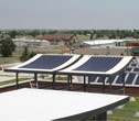 Town of the future - Diamond Roofing and Diamond Solar Solutions help rebuild a sustainable city