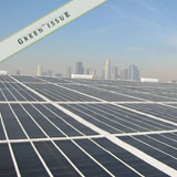 A sunny future - Photovoltaic roofing products are being used to provide energy efficiency
