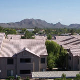 Redefining quality - Ten-year-old tile roof systems on an apartment complex show significant damage