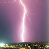 Learning about lightning protection -