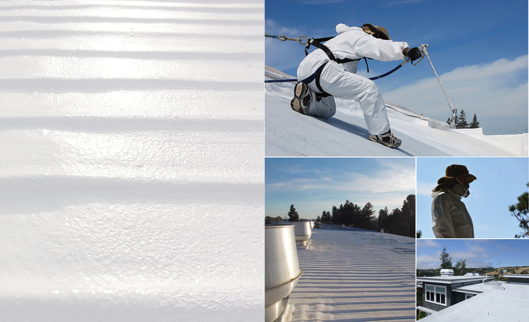 SPF safety skills - SPF roof system installations present unique worker safety challenges