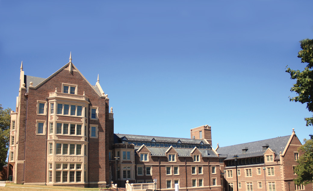 Roofing with merit - Ruff Roofers restores multiple roof systems at Towson University