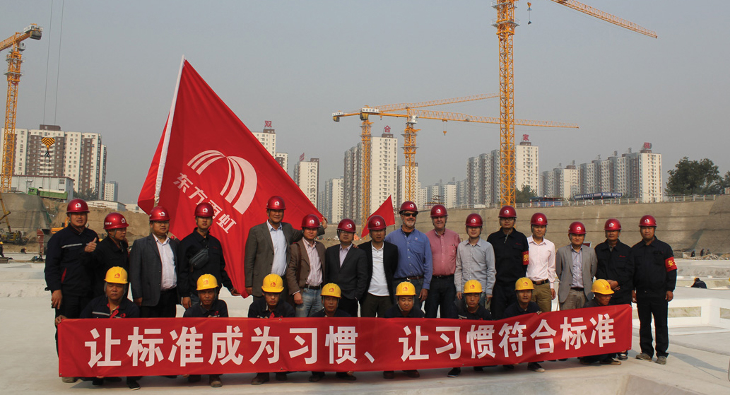 An international affair  - NRCA spends 26 days conducting training courses in China