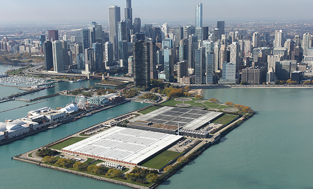 A thirst for roofing - Trinity Roofing Service restores the roof on the world's largest water filtration plant
