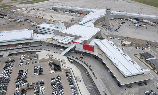 For the love of roofing - Chamberlin Roofing and Waterproofing helps modernize Dallas Love Field