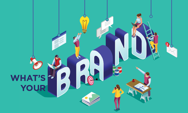What's your brand? - Creating a brand for your company builds a foundation for growth