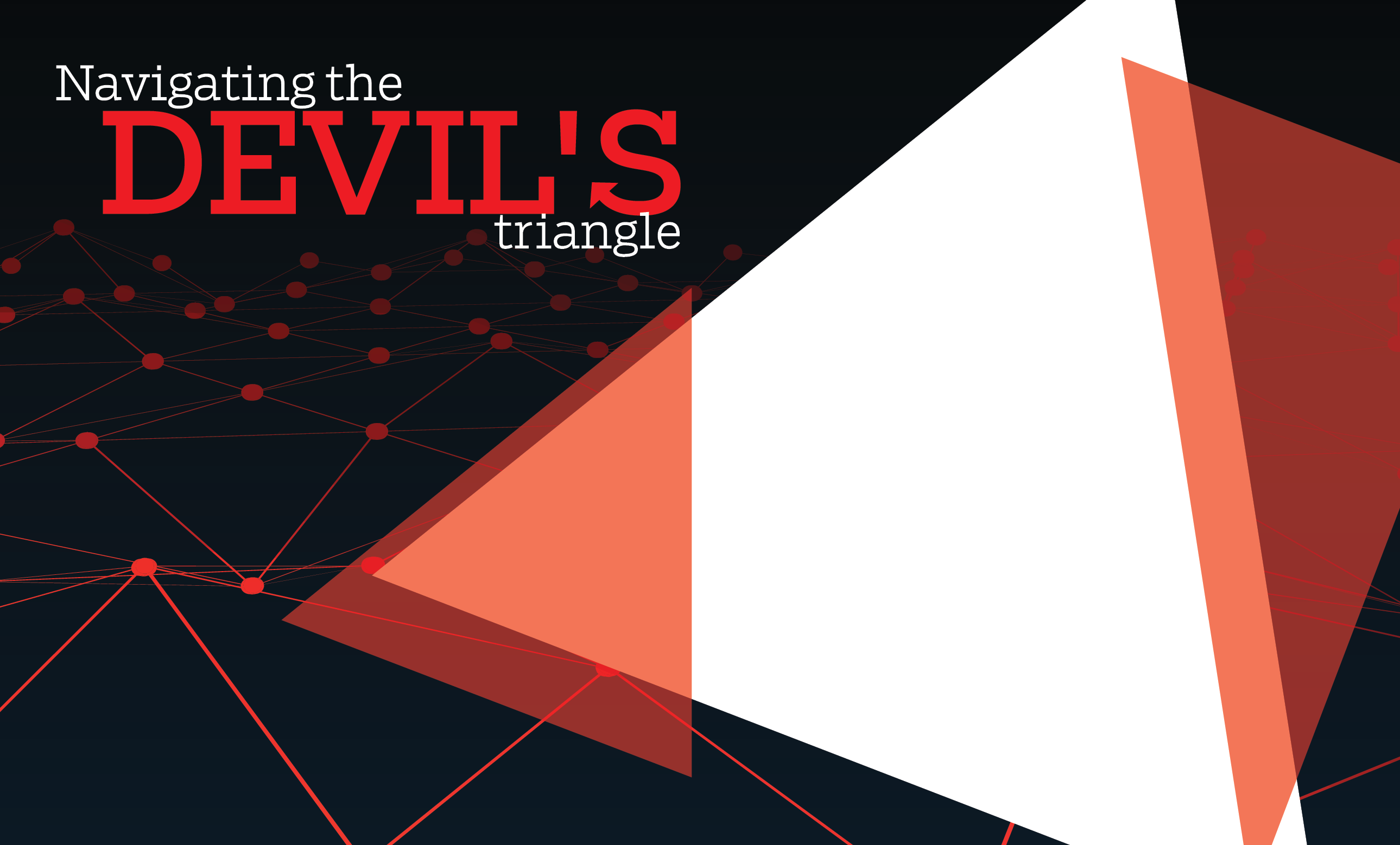 Navigating the devil's triangle - The intersection of ADA, FMLA and workers' compensation laws can be complicated