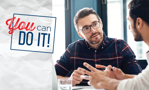 You can do it! - Leadership coaching is a skill worth learning