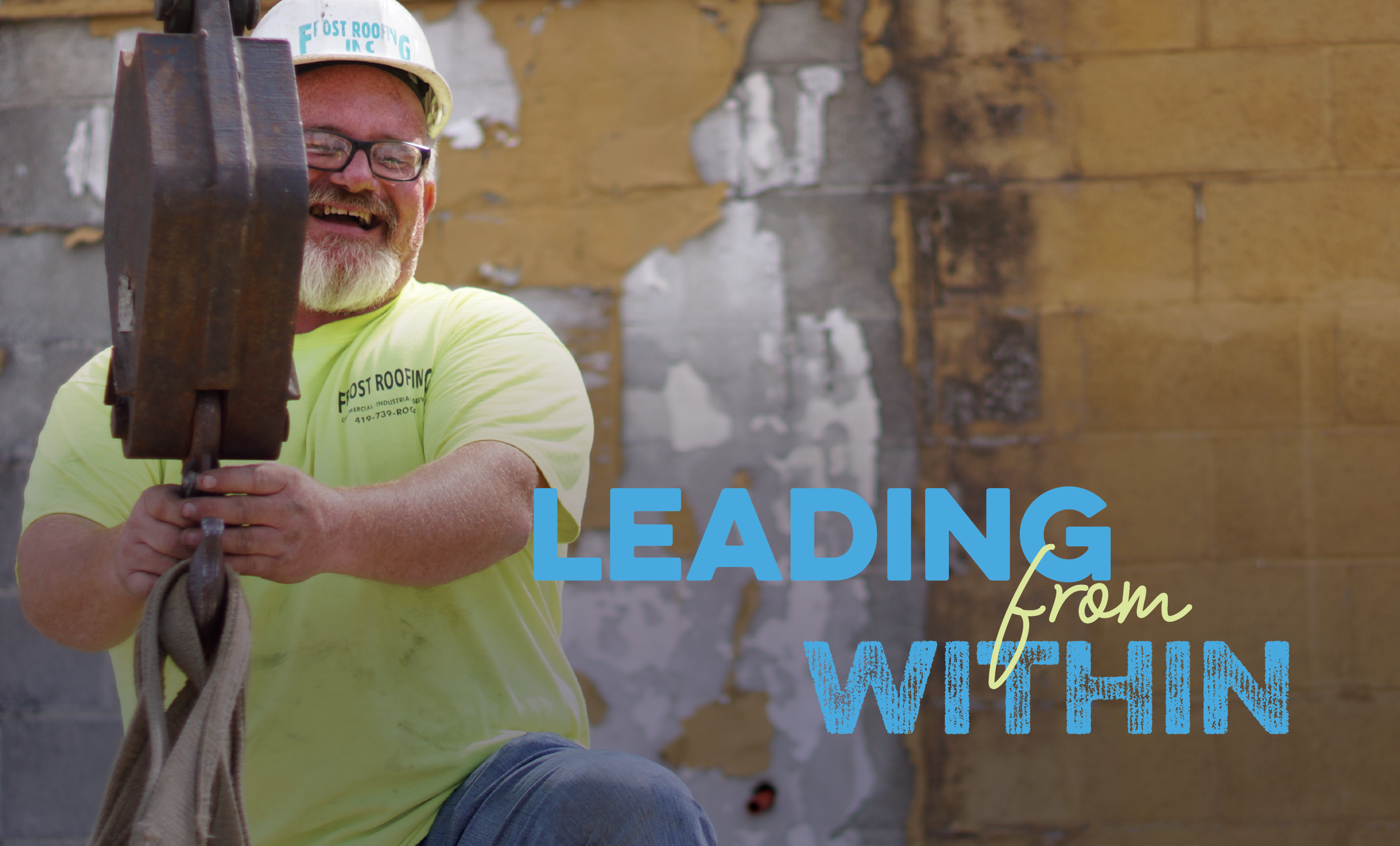 Leading from within - Todd Dunlap wins the prestigious Best of the Best Award