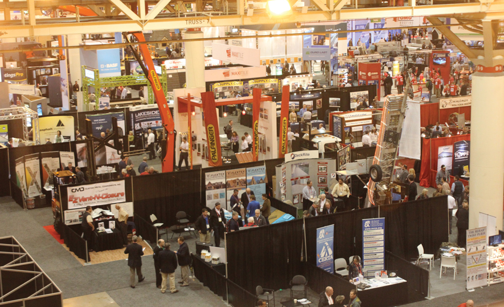 Success again - NRCA's 128th Annual Convention and the 2015 IRE rank second-best in attendance