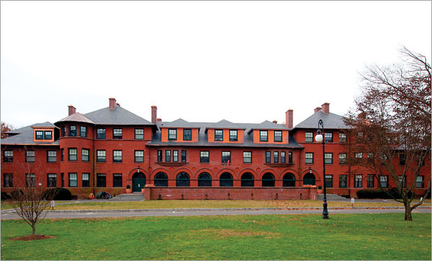 Prestigious roofing  - Bregenzer Brothers restores 13 roof systems on The Lawrenceville School's historic campus