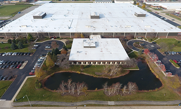 Fit like a glove - Ridgeworth Roofing installs a 14-acre TPO membrane roof system on Magid® Glove and Safety Manufacturing's facility