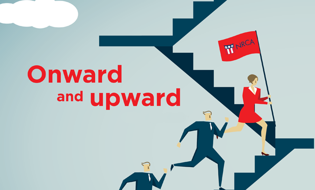 Onward and upward - NRCA unveils its strategic plan, including its new vision and mission statement