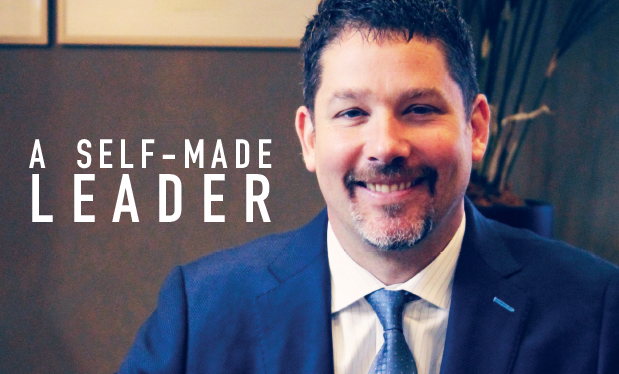A self-made leader - Nick Sabino begins his term as NRCA's chairman of the board