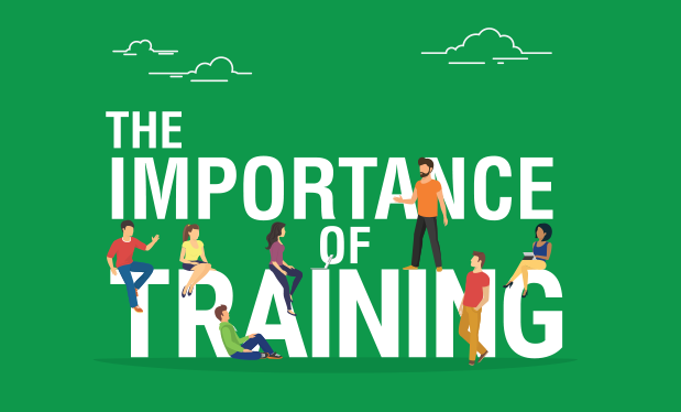 The importance of training - Properly training new employees goes beyond job-site demonstrations