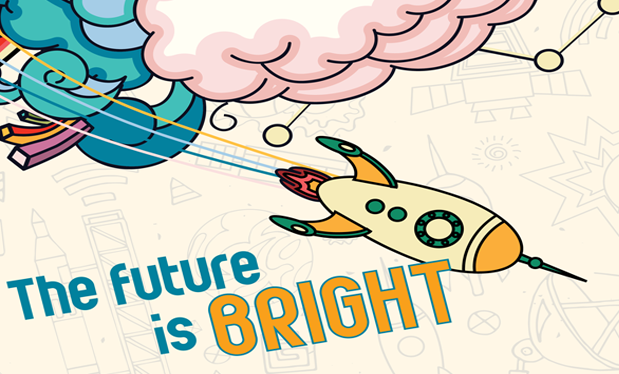 The future is bright - Winners of NRCA's fifth annual children's art contest are announced