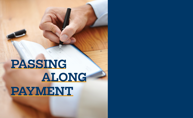 Passing along payment - Circumstances vary regarding when you can recover attorneys' fees