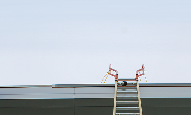 Staying safe  - Five safety tips every roofing contractor should know