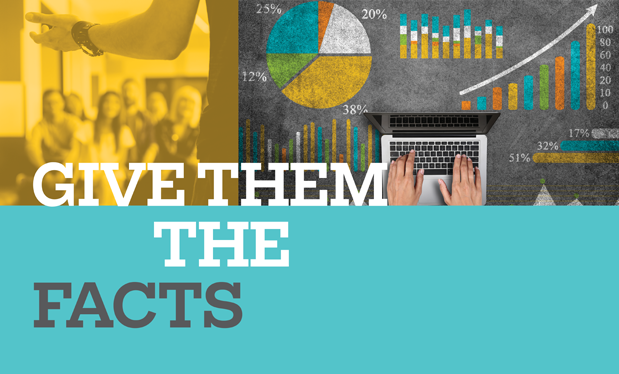 Give them the facts - Open-book management is key to building accountability in your organization