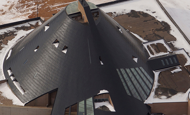 Preserving a historical sanctuary - D&D Monarch Sheet Metal renovates the American Heritage Center at the University of Wyoming