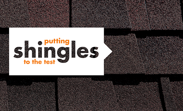 Putting shingles to the test - NRCA product testing reveals some concerns with asphalt shingles
