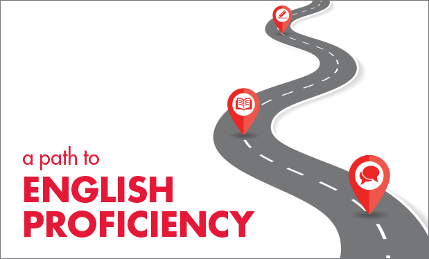 A path to English proficiency - Helping employees achieve fluency in English takes several steps