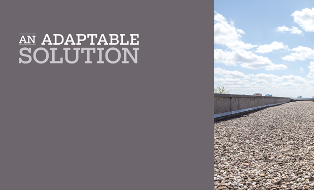 An adaptable solution - Built-up roofing meets the evolving needs of commercial buildings