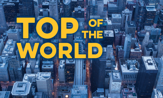 Top of the world - The challenges of reroofing high-rise buildings