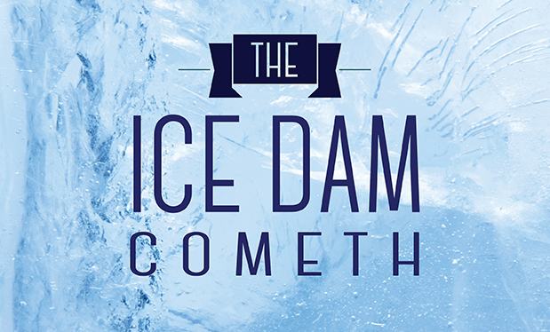 The ice dam cometh - Proper installation of underlayment can reduce damage from ice dams