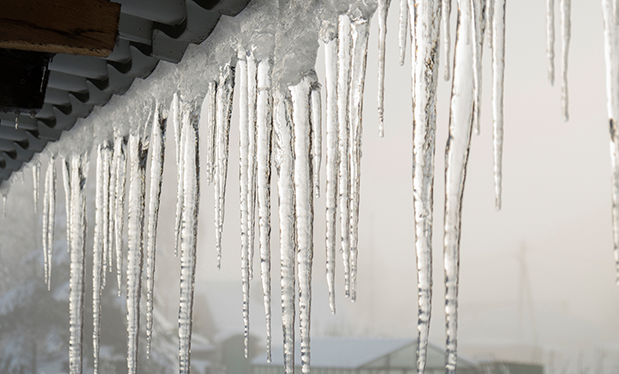An icy reception - Eliminating ice dams on roofs requires thoughtful preparation