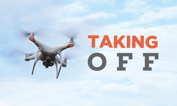 Taking off - Drones are becoming a valuable tool for roofing contractors